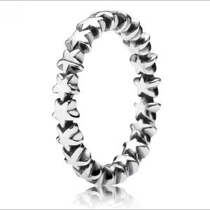Pandora Star Trail Ring